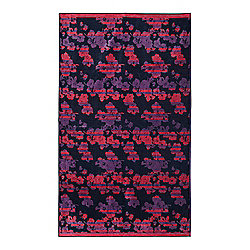 Dickins & Jones Floral Stripe Beach Towel