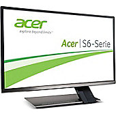 Acer Design Series S276HLtmjj (27 inch) Full HD LED Backlit Monitor 100M:1 250cd/m2 1920x1080 6ms HDMI (Titanium)