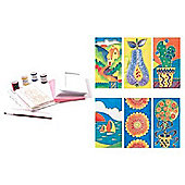 Silk Card Country Kit PD7