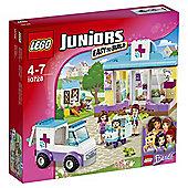 LEGO Juniors Mias Vet Clinic 10728