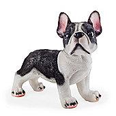 Aries the Cute French Bulldog Pet Dog Figurine Garden Ornament