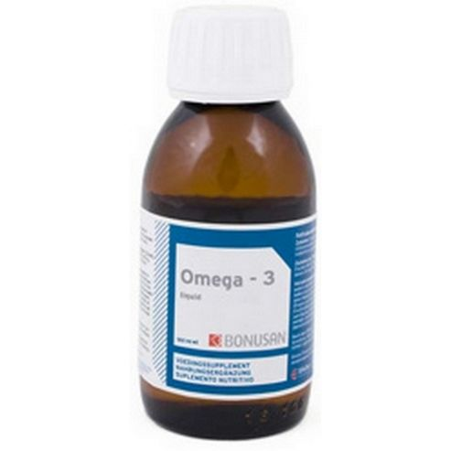 Bonusan Omega-3 Liquid 100 ml