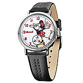 Disney Ingersoll The Golden Years Ladies Seconds Sub Dial Watch 26503