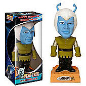Andorian - Star Trek - Wacky Wobbler Bobble Head - Funko
