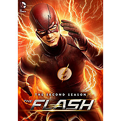 The Flash Season 2 Blu-ray