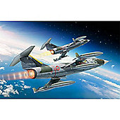 Italeri F-104G Starfighter 2502 1:32 Aircraft Model Kit