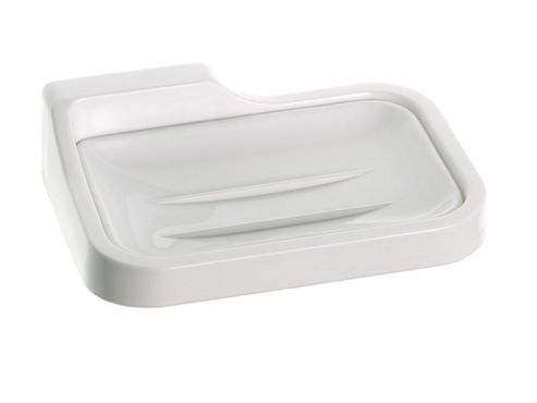 Silverthorne 30838 Opt Soap Dish White