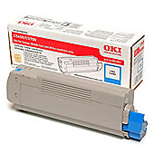 OKI Toner Cartridge for C5600/C5700 Colour Printers (Cyan)