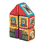 Playgro My First House Blocks
