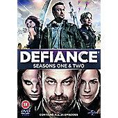 Defiance Season 1 & 2 (DVD)