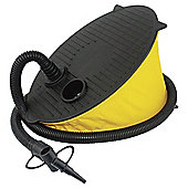 Yellowstone 5L Heavy Duty Foot Pump Inflator