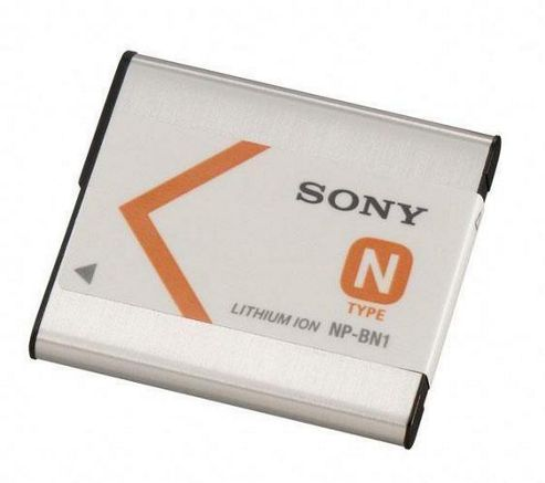Sony NP-BN1 Battery for TX10, W510, W520, W530, W570 and T110 Cameras
