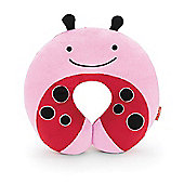 Skip Hop Zoo Neck Rest Travel Pillow - Ladybug