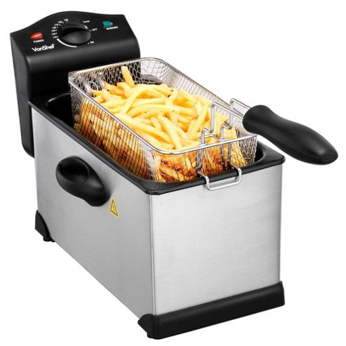 how to get rid of oil from deep fryer