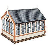 Hornby Skaledale R9814 Platform Signal Box - Oo Gauge Buildings