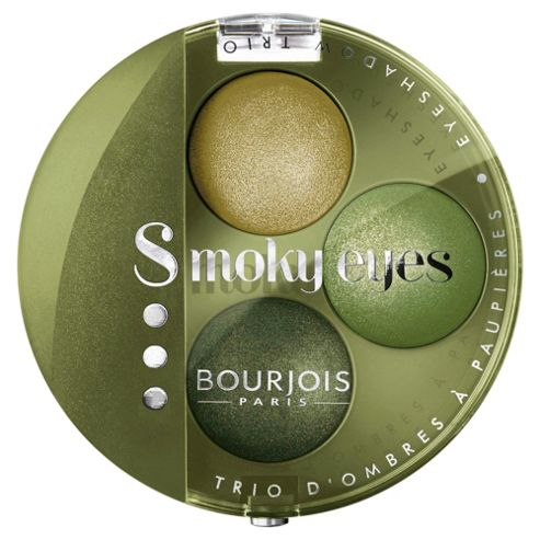 Bourjois Smokey Eyes Trio Vert Jungle