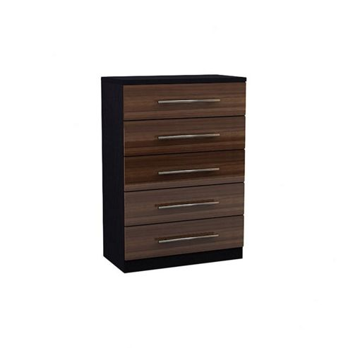 GFW Wyoming 5 Drawer Chest