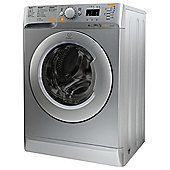 Indesit Innex Washer Dryer, XWDA75128XS, 7KG Load, Silver