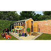 BillyOh 4000 10 x 7 Tongue & Groove Apex Shed