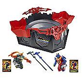 Beyblade Shogun Steel Octagon Showdown Playset