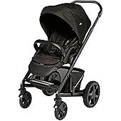 Joie Chrome Plus Pushchair Black Chassis (includes Black Seat Unit)