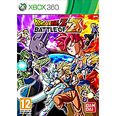 Dragonball Z: Battle Of Z