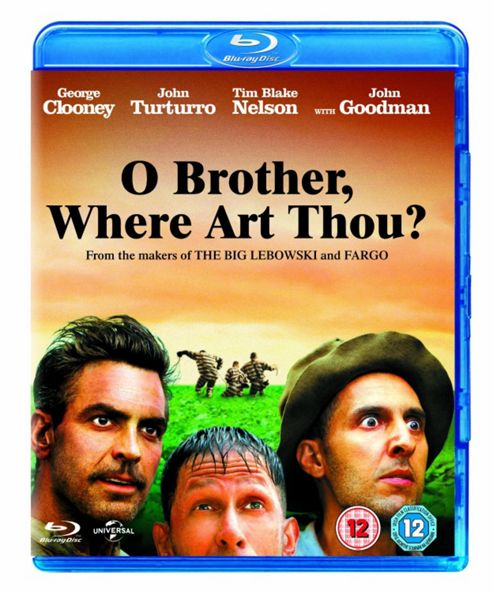 O Brother, Where Art Thou, Blu-Ray