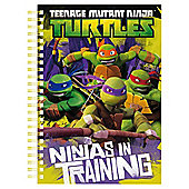 TMNT A5 WIRO NOTEBOOK