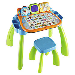 VTech Create And Discover Learning Desk