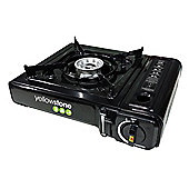 Yellowstone Steel Portable Gas Stove