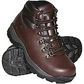 Hi Tec Eurotrek WP Mens Walking Boot - Brown