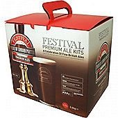 Festival 40 pint home brew beer kit - Pride of London Porter