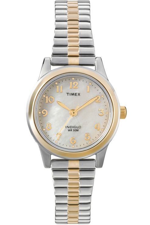 Timex Ladies Expanding Bracelet Watch T2M828