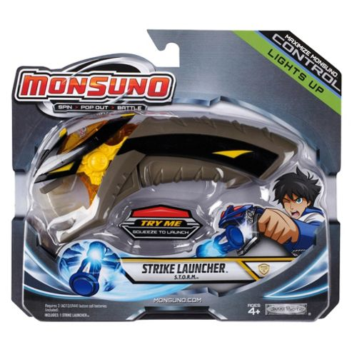 Monsuno Strike Launcher Storm
