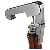 Steel Function Wine and Dine 2 Step Waiter Corkscrew