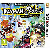 Rayman Rabbids Family Pack 3DS