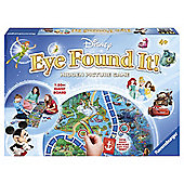 Disney Eye Found It Hidden Pixture Board Game