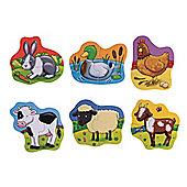 ELC 6 Farm Puzzles