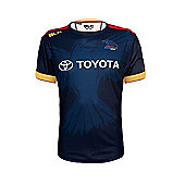BLK Sport Adelaide Crows AFL Training Tee 2016 - Navy - Navy