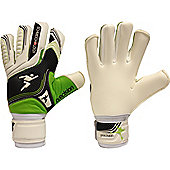 Precision Gk Schmeichology 5 Hybrid Supersoft Goalkeeper Gloves Size - White