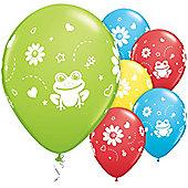 11' Frogs & Daisies Assortment (25pk)