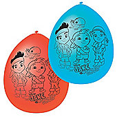 "Jake & Neverland Pirates Balloons - 9"" Latex Balloon (6pk)"