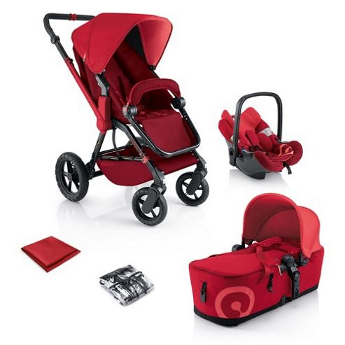 Concord Wanderer Mobility Set Red