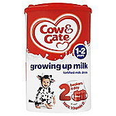 Cow & Gate Growing Up Milk 1-2Yrs 900G