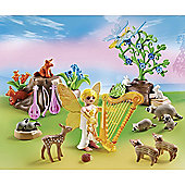 Playmobil - Music Fairy with Woodland Creatures 5451