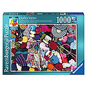 Perplexing Crafty Yarns - 1000pc Puzzle