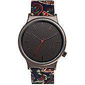 Komono Wizard Print Paisley Watch - KOM-W1824