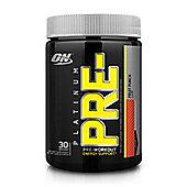 Optimum Nutrition Platinum Pre - Fruit Punch