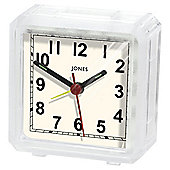 Jones Alert Clear Alarm Clock