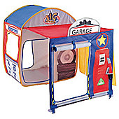 ELC Pop Up Garage Playtent